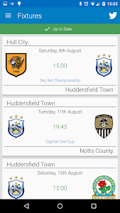 Town Square: Huddersfield Town screenshot 3