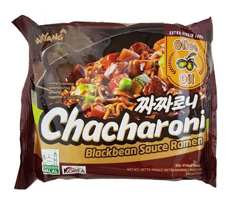 Instant Noodle Chacharoni 140g Samyang