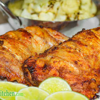 Keto Tandoori Chicken.