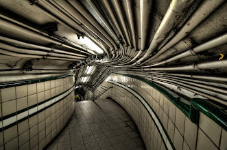 Photo: 9th St PATH Station in NYC