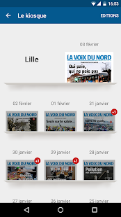 La Voix du Nord- screenshot thumbnail