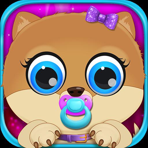 Celebrity Newborn Baby Pets LOGO-APP點子