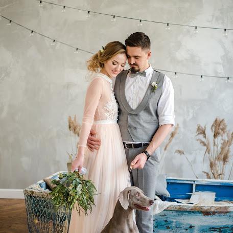 Wedding photographer Mariya Karymova (MariaKarymova). Photo of 27.10.2017