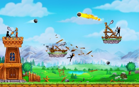 The Catapult 2 Mod Apk 5.0.3 (Unlimited Money + Unlocked) 8
