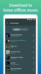 Free Music Lite - Offline Music Player APK screenshot thumbnail 6