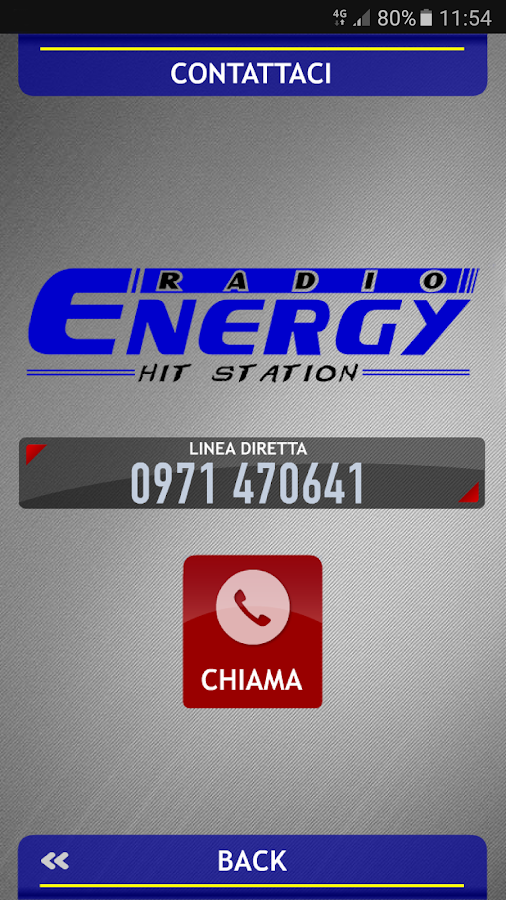 Radio Energy Potenza- screenshot