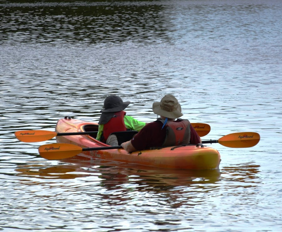 Funday Paddleing by Beth Bowman - Sports & Fitness Watersports (  )