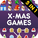 Christmas Games PRO 5-in-1