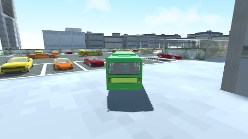 Real Tuning Bus Parking