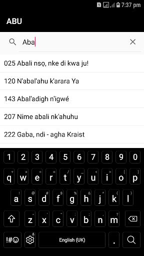 Igbo Hymn Book