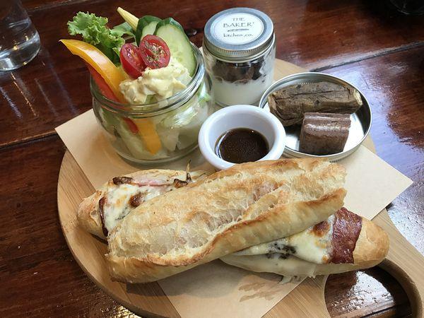 手作麵包,早午餐咖啡館,The Baker' kitchen,co.樂焙可。