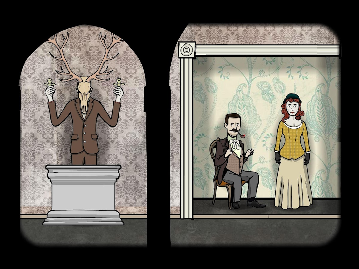 Rusty Lake: Roots- screenshot