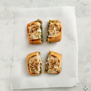 Mini Grilled Cheeses