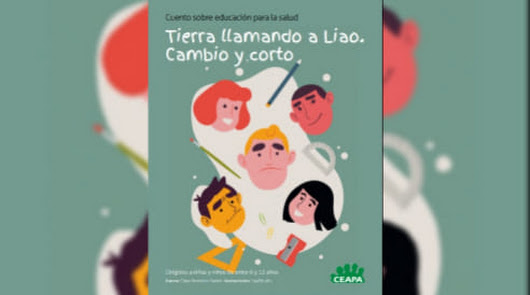 Nuevo cuento de la CEAPA de educación para la salud y prevención de acciones
