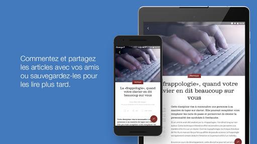 Le Figaro.fr: Actu en direct 5.1.23 screenshots 13