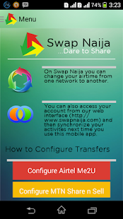 Swap Naija- screenshot thumbnail