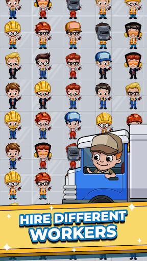 Idle Worker Tycoon screenshot 2