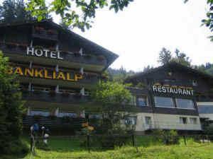 Hotel-Restaurant Bänklialp