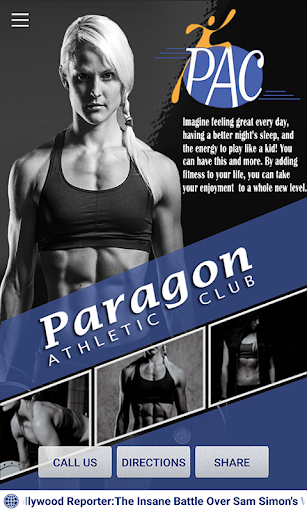 Paragon Athletic Club