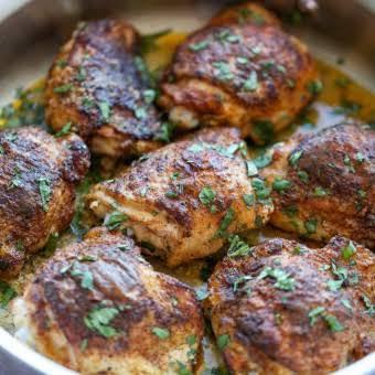 Southwest Buttermilk Baked Chicken Recipe