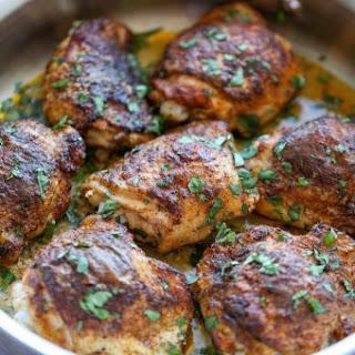 Southwest Buttermilk Baked Chicken.