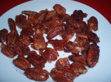 Sugared Pecans Recipe