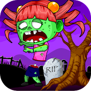 Fire Zombie : Halloween Zombie Land