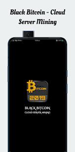 BLACK BITCOIN – CLOUD SERVER MINING 1