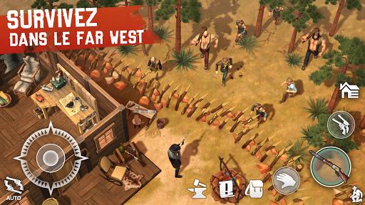 Westland Survival - Jeu de survie dans le Far West  captures d'u00e9cran 1