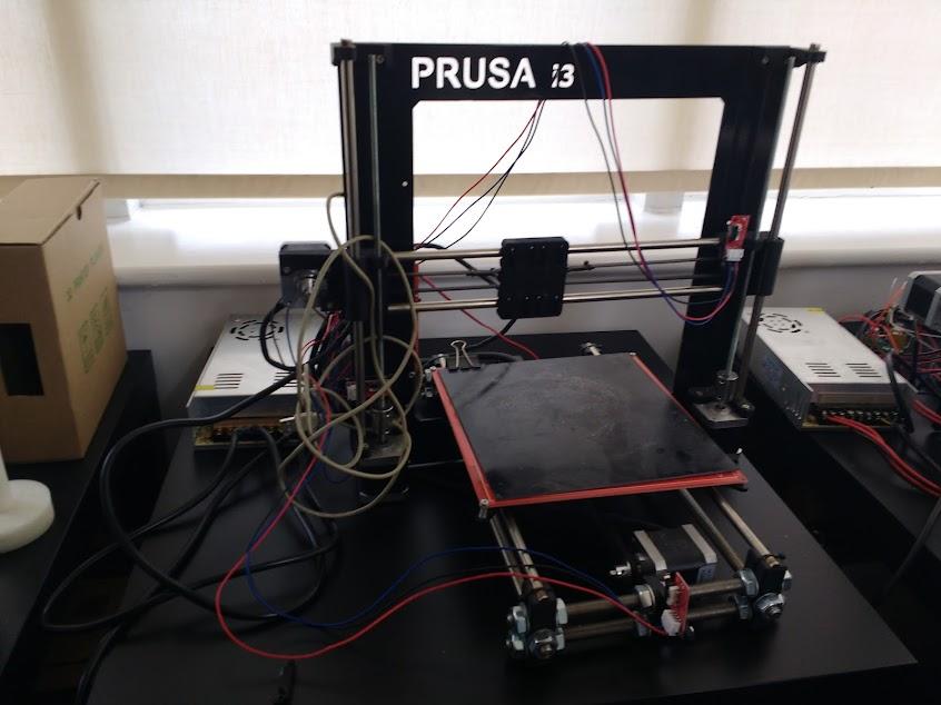 Prusa i3 Rework pre-refurb