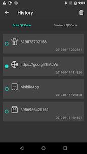 QR Code Reader & Generator / Barcode Scanner MOD (Premium) 5
