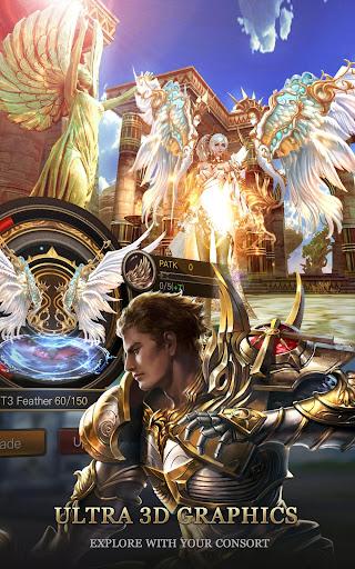 Immortal Thrones-3D Fantasy Mobile MMORPG  screenshots 8