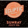 Ecliptic Sun Ray Juicy IPA