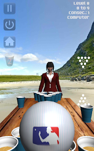 Virtual Beer Pong- screenshot thumbnail
