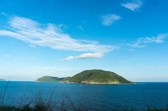 "Photo: hòn Bảy Cạnh - ""heptagon"" island"