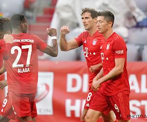 Bayern zet vanavond de eerste stap richting treble