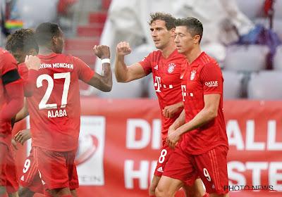 Bundesliga : le Bayern remporte le choc face à Leverkusen, Leipzig cale face à Paderborn
