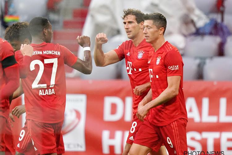 Ce Bayern-là est prêt pour le déplacement au Borussia Dortmund