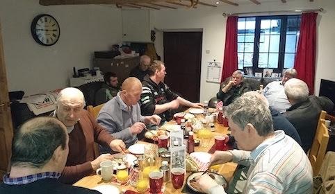 Breakfasts promote Welsh food