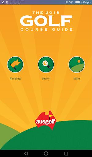 Golf Course Guide Aust Edition  screenshots 11