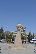 Photo: In the centre of Suruç