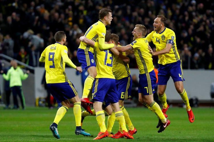 Toujours prudente, la Suède a cette fois trouvé la faille pour lancer son Euro