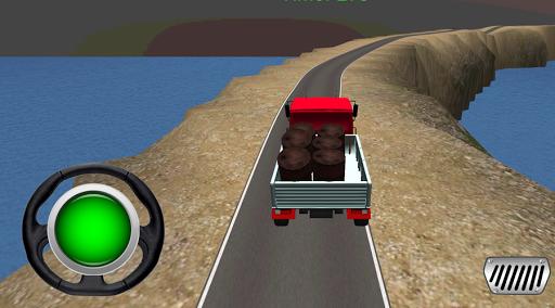 Truck Speed Driving HD