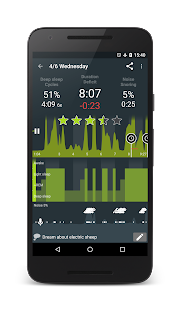 Sleep as Android – miniaturka zrzutu ekranu
