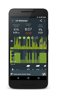 Sleep as Android screenshot 03