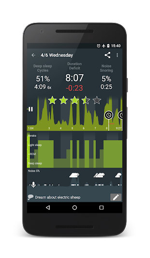 Sleep as Android- screenshot thumbnail