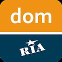 DOM.RIA — перевірена нерухомість України icon