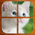 Cats jigsaw puzzles (FREE) icon