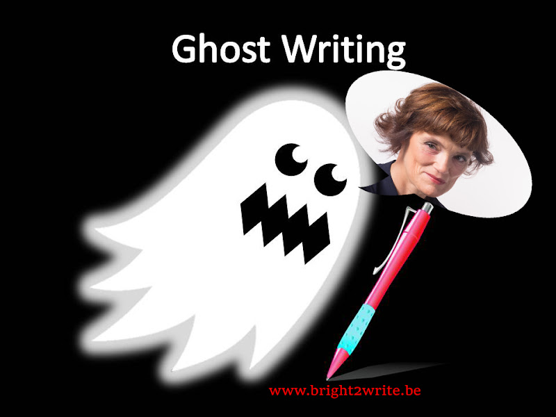Ghostwriting en verhalen
