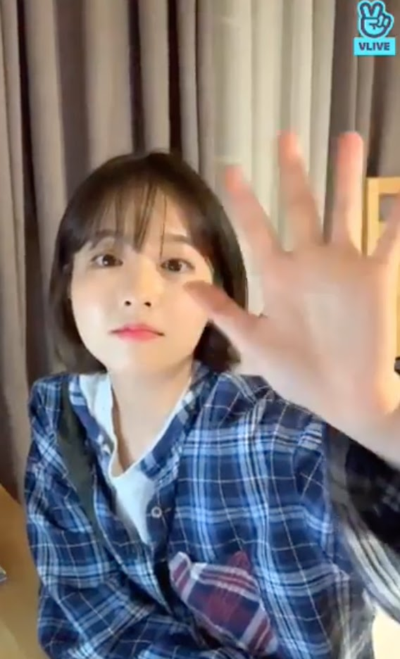 Park Bo Young Just Did a Live Broadcast, and She Literally